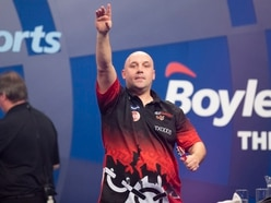 Yozza faces Rob Cross for place in the last 16