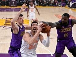 Turkey 'seeks arrest warrant for NBA player Enes Kanter'