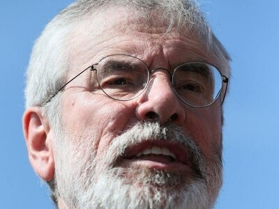 Man released on bail following arrest over attack on home of Gerry Adams