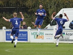 Chasetown 2 Spalding United 1 - Report and pictures