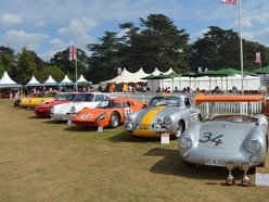 In pictures: Celebrating 70 years of Porsche at Salon Privé