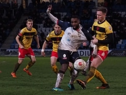 AFC Telford 0 Kidderminster Harriers 0 - Report and pictures