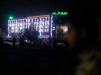 Kabul wedding party suicide bomber 'set off explosives near children'
