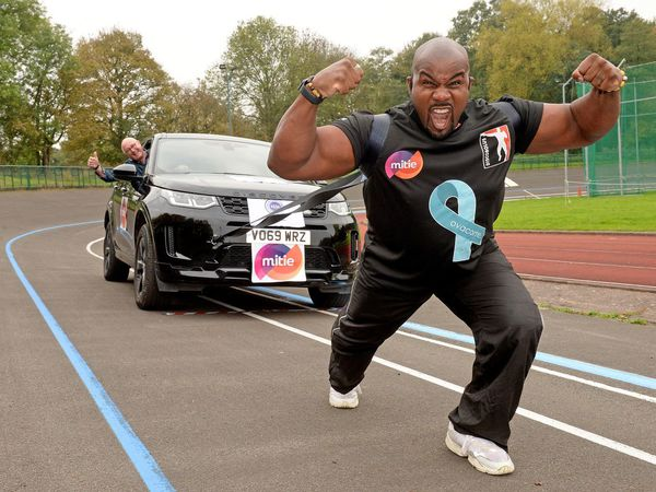 Kevin Brown is attempting to break another world record