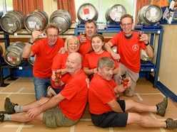 Cheers! Sedgley Beer Festival returns to raise money for good causes