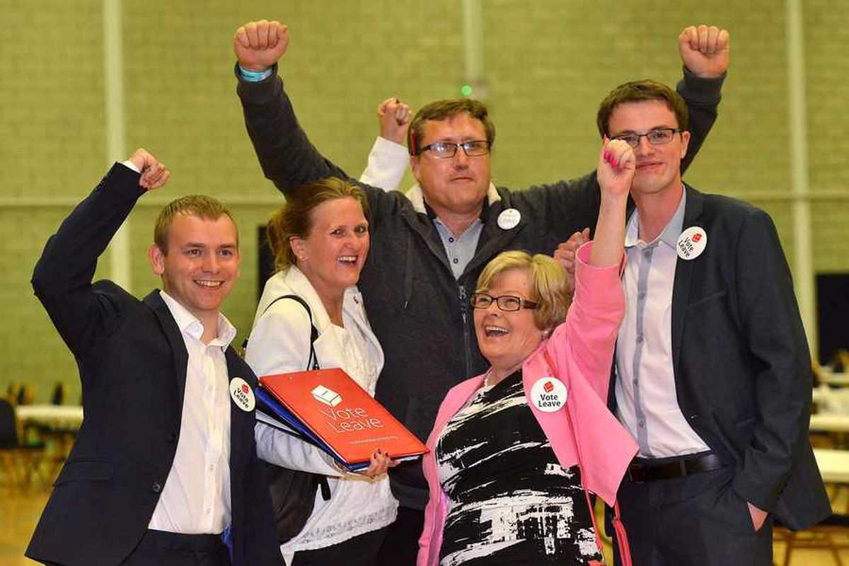 EU referendum result: Walsall votes to LEAVE with huge majority