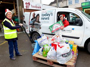 12,000 items donated to our Feed a Family This Christmas appeal