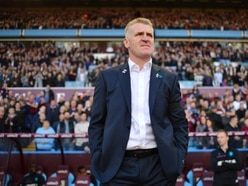 New Aston Villa boss Dean Smith has plenty to shout about