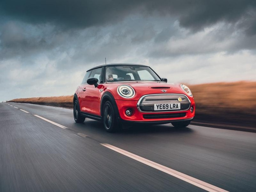 First Drive: The Mini Electric combines the firm's trademark charm with impressive performance