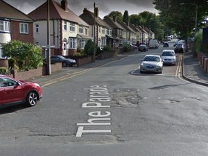 The Parade in Dudley, where a HMO is proposed. Photo: Google