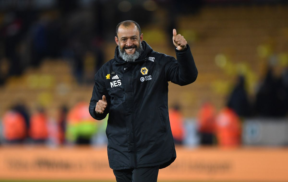 Nuno wants Wolves to bounce back against Brighton (AMA)