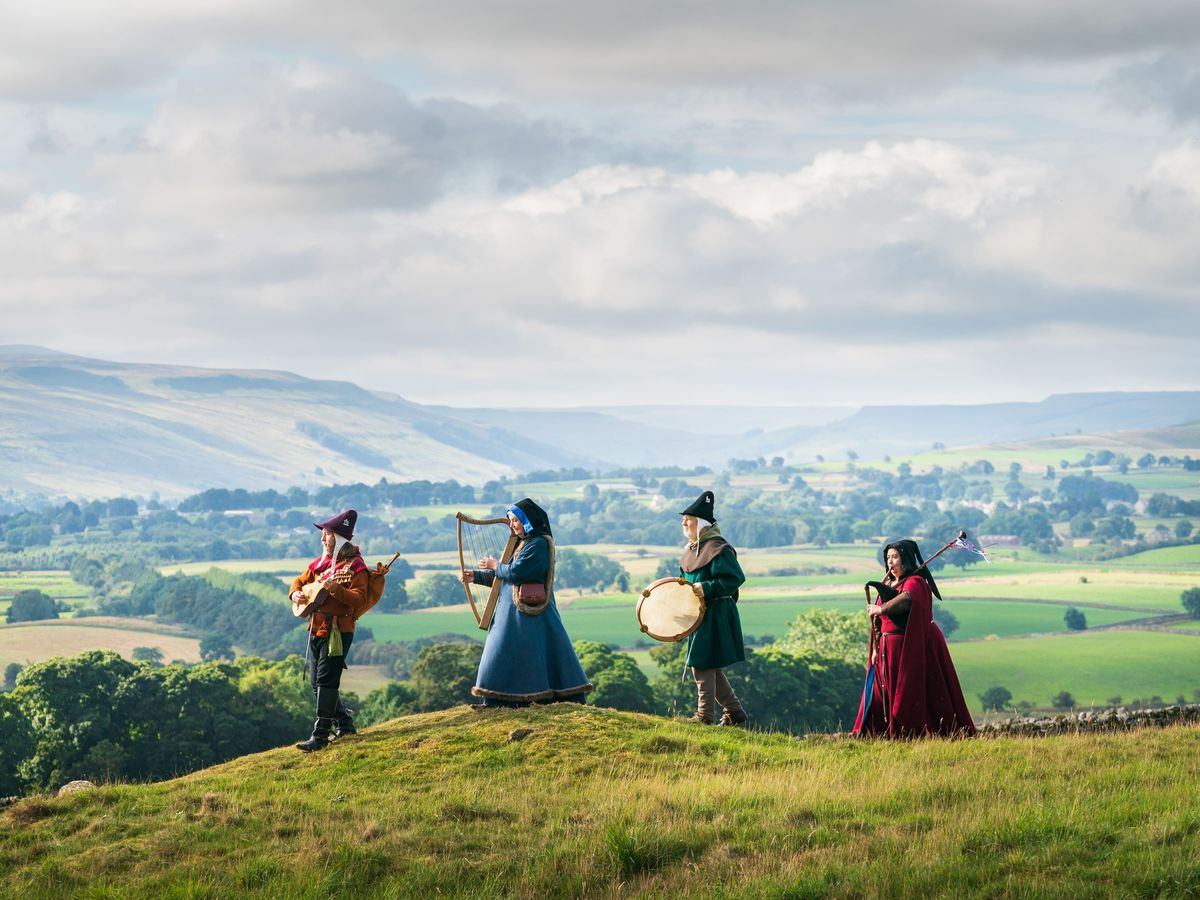 Medieval Music in the Dales
