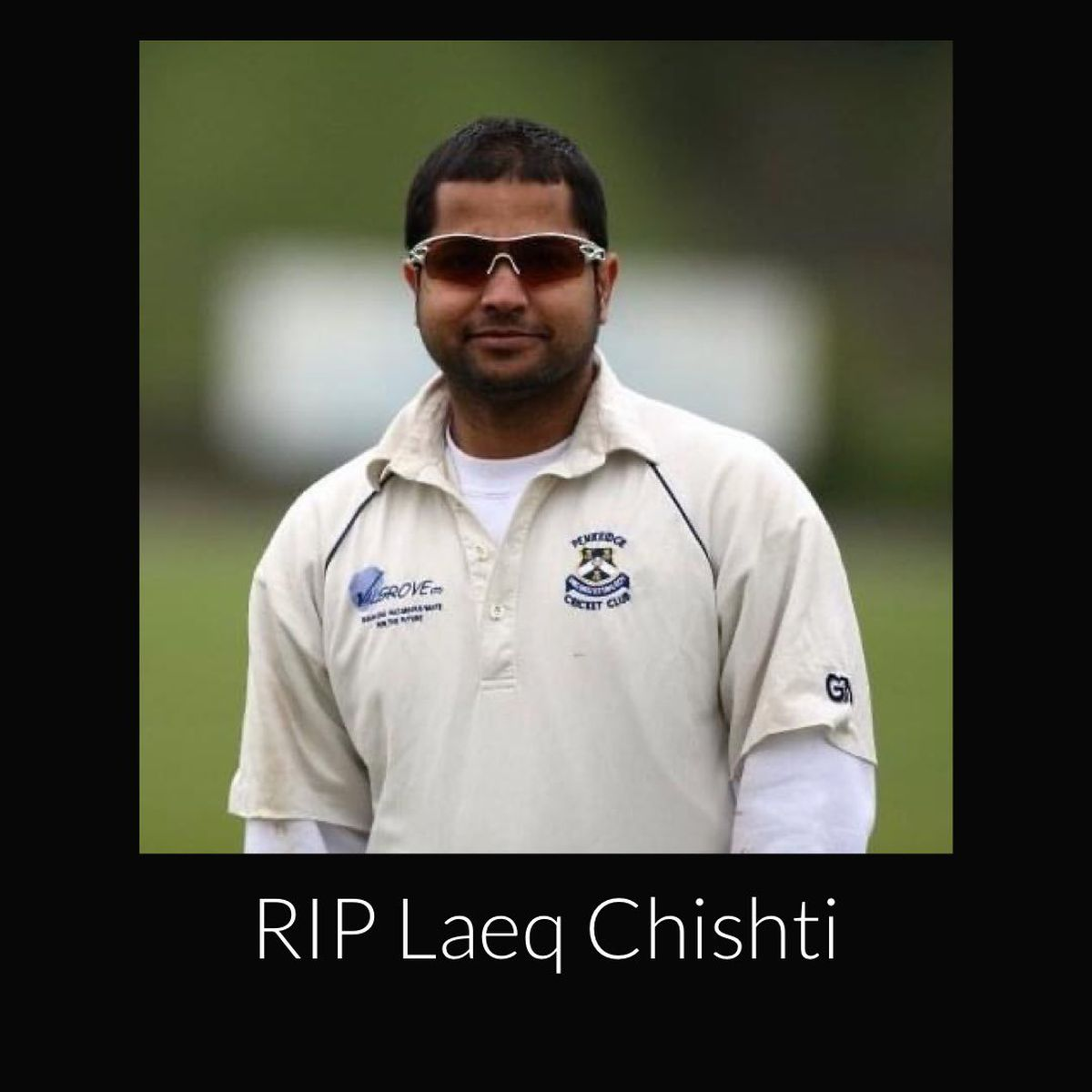 Laeq Chishti was aged 37