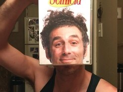 Seinfeld fans create epic sleeveface pictures with DVD covers