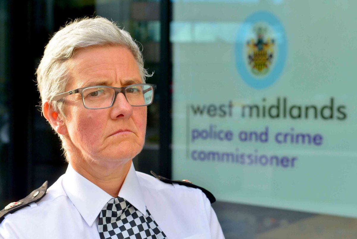 Ch Supt Sally Bourner told Black Country residents to stay vigilant