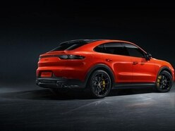 Porsche launches 'athletic' new Cayenne Coupe