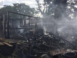 Fundraiser launched after pony rescue centre fire