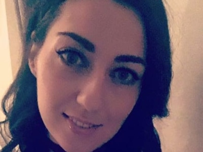Woman killed in three-car crash is named