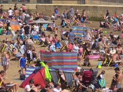 Saturday scorcher as summer heatwave continues