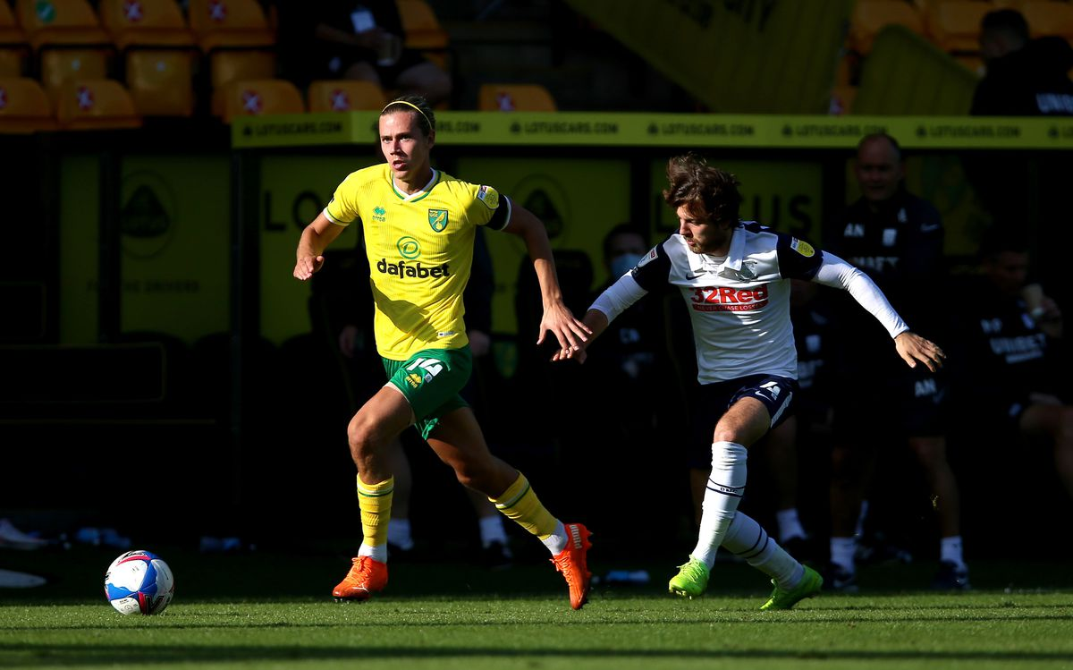 Norwich City's Todd Cantwell