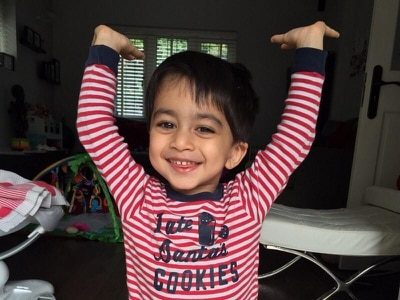 Parents of 'brightest star' little boy appeal for BAME organ donors