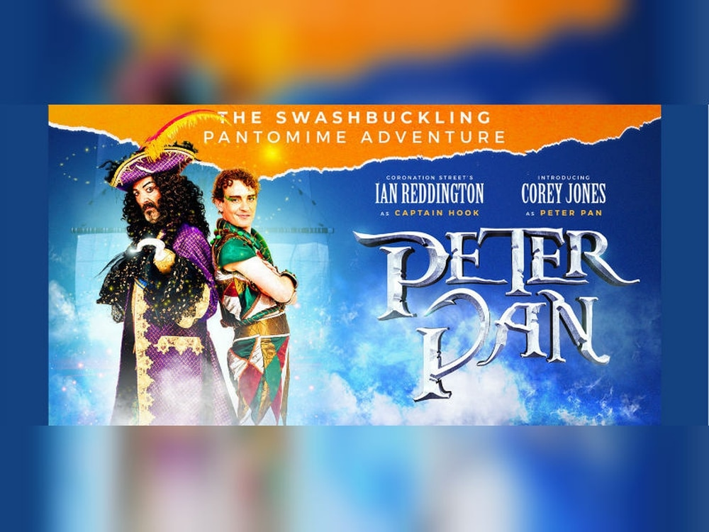 Chance to audition for Peter Pan at Stafford Gatehouse