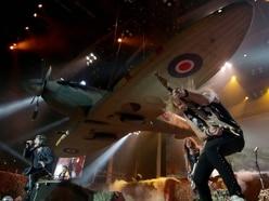 Iron Maiden rock Birmingham's Genting Arena - in pictures
