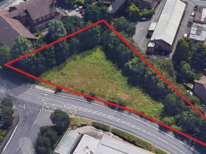 The proposed location revealed in a planning report to Sandwell Council