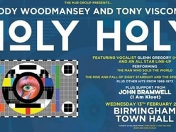 Holy Holy, Town Hall, Birmingham - review