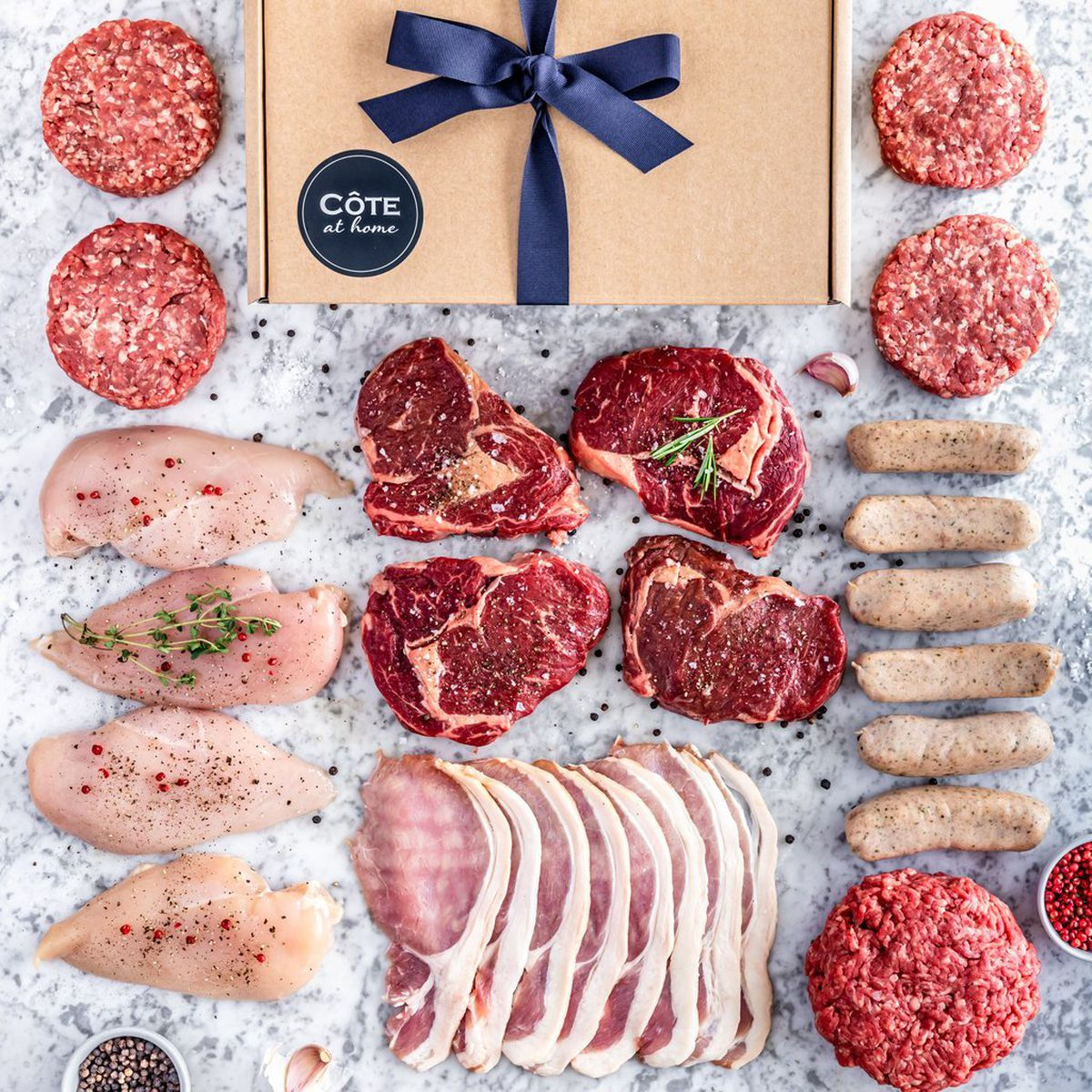 Meat boxes keep famliies going for a while