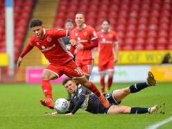 Tyler Roberts says farewell to Walsall