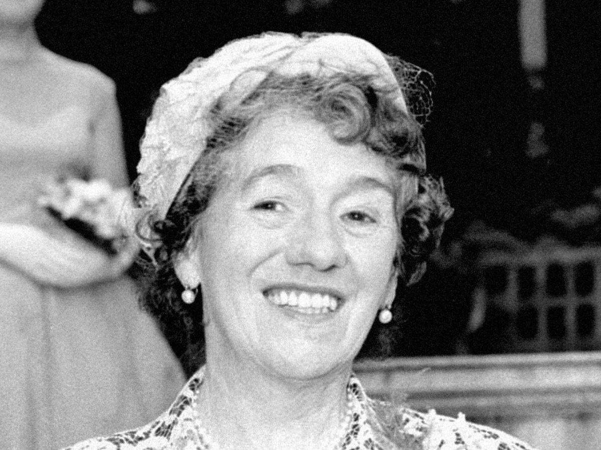 Famous Five author Enid Blyton