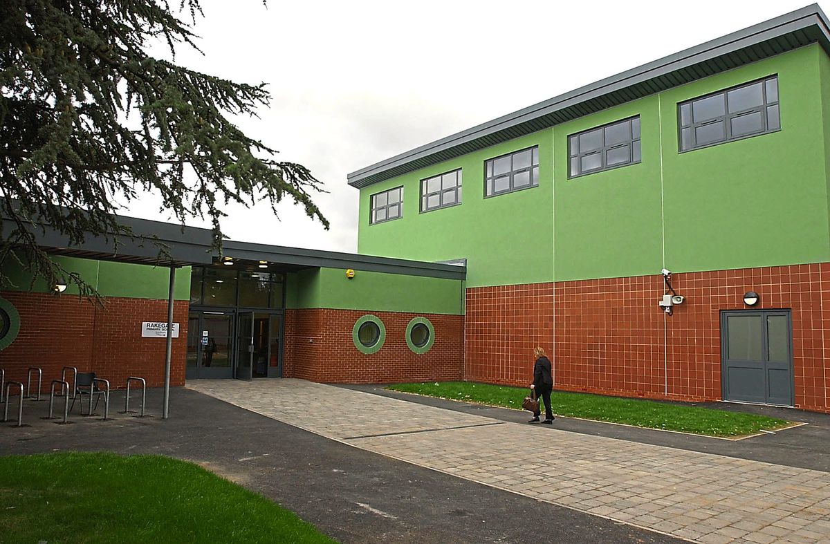 Rakegate Primary School, in Wolverhampton, has been rated good for the second successive time