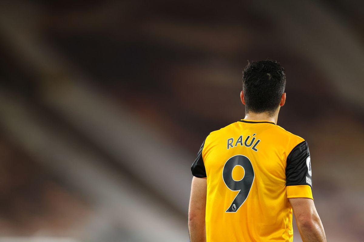 Raul Jimenez of Wolverhampton Wanderers (AMA)
