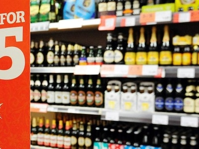 Welsh Government unveils law to set minimum price for alcohol