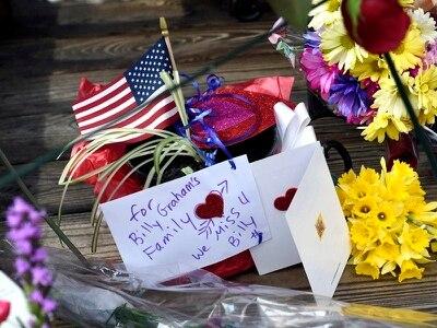 Billy Graham's body begins final journey home