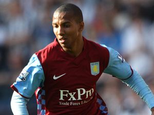 Ashley Young during his first spell at Villa