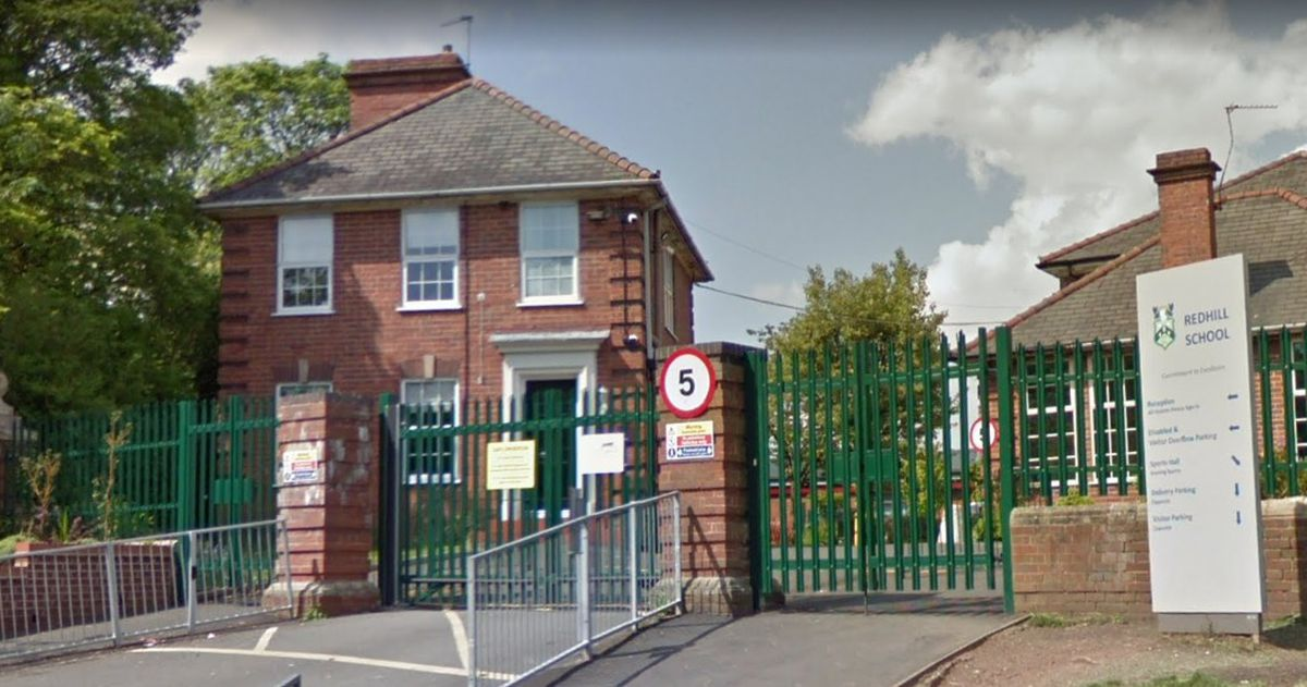 Redhill School, in Stourbridge, had to cancel an open day. Photo: Google