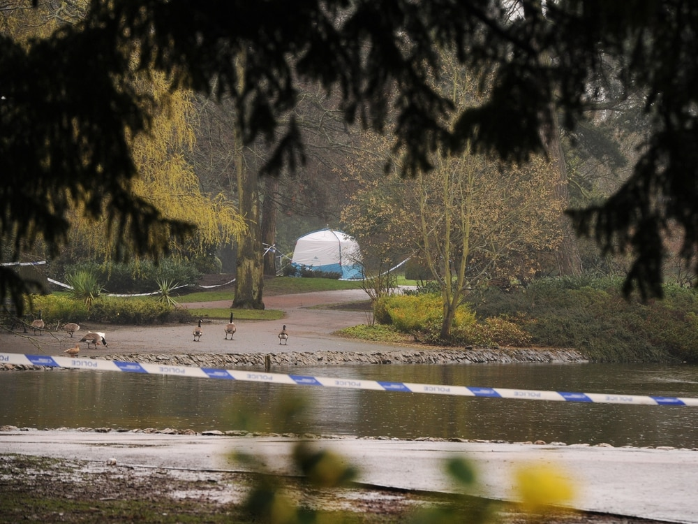 Two Wolverhampton teenagers arrested after girl's body found in West Park