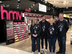 HMV staying open at Merry Hill after last-ditch talks