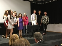 Our am dram 'star' this week is Spotlight Youth Productions