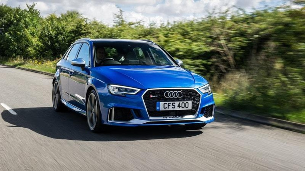 Audi S Latest Rs3 Offers Blistering Performance In A