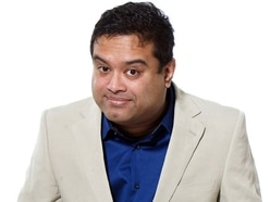 The Chase star Paul Sinha performing in Stourbridge as part of Fitz Fest