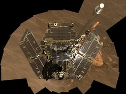 'Godspeed, Oppy': Emotional tributes as Mars Opportunity rover pronounced dead