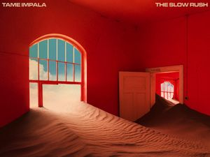 The album cover for Tame Impala's The Slow Rush