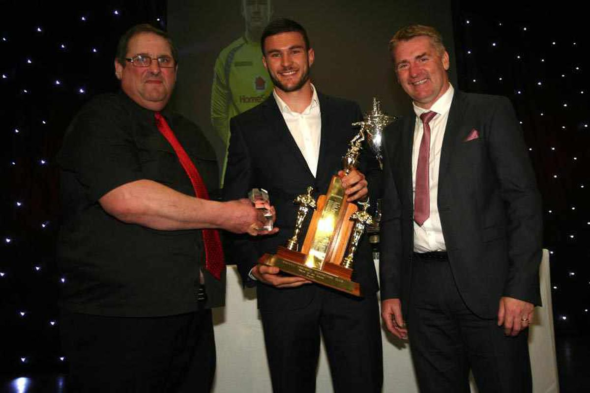 O'Donnell is Walsall's Player of the Season