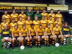 Wolverhampton Wanderers 1983/84 squad
