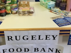 Rugeley travel agency sets up food collection after its own revival in fortunes