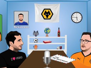Nathan Judah and Tim Spiers host the latest Wolves podcast