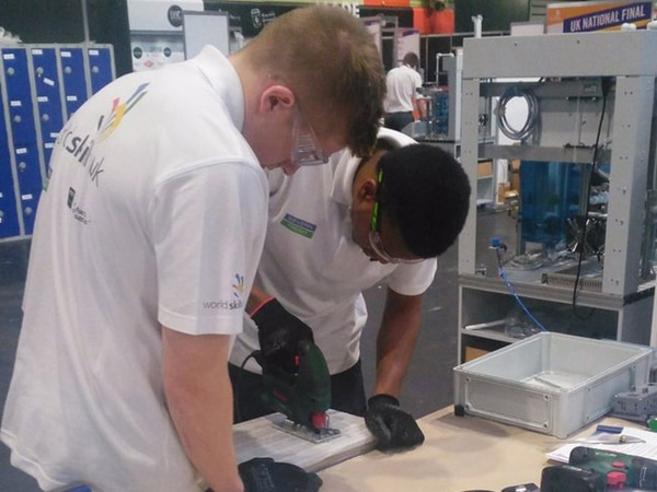 PP looks to inspire the next generation at World Skills Show